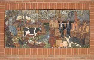 The Poynton Mural