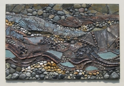 Stone Flow decorative panel